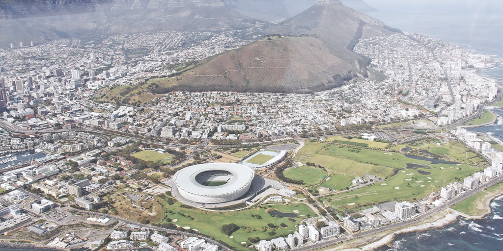 FROM ZERO TO HERO: 4 WAYS TO SEE CAPE TOWN FROM ABOVE
